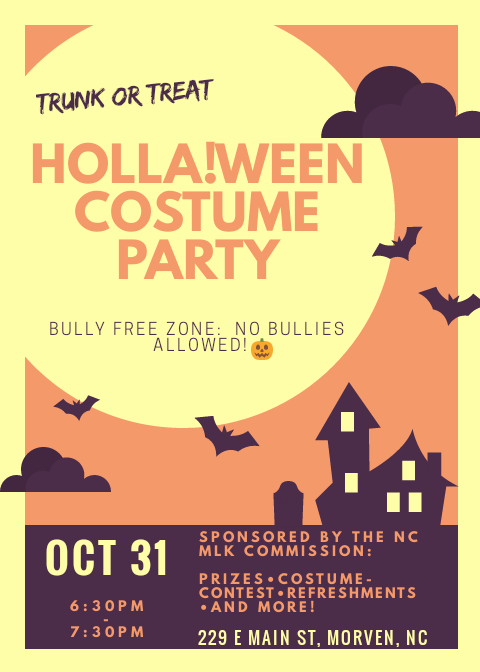 HOLLA!WEEN Costume Party